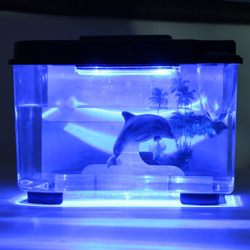 WW3D1 3D Serenity Aquarium Fish Tank