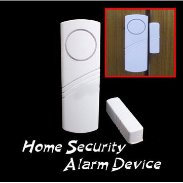 Wireless Door Window Magnetic Contact Sensor For Home Security