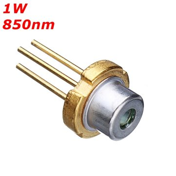 Buy TO 18 850nm 1000mW Infrared IR Laser Diode Laser Module Generator for $19.95 in Banggood store