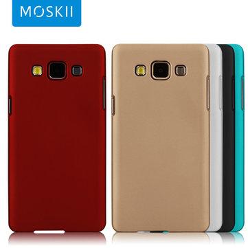 MOSKII Marka Ultra İnce PC Kalkanı Kılıf Kapak İçin Samsung Galaxy A5