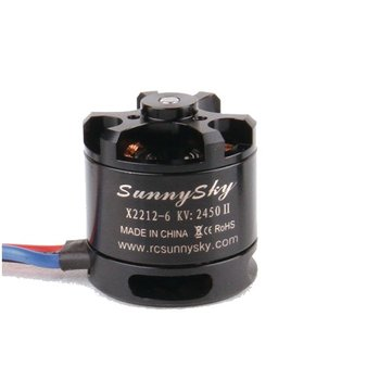 Sunnysky X2212 KV2450 High Efficient Brushless Motor For RC Model