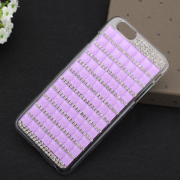 Hot Luxury Bling Crystal Rhinestone Cover Case Voor iPhone 6