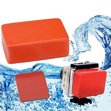 Accessorio scatola fluttuante galleggiante con adesivo contro lavello per GoPro sj fotocamera 4000 AEE