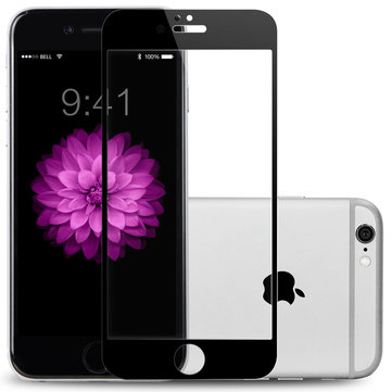 0,2mm Magic KR PRO Full Cover Glass Screen Protector Film voor iPhone 6Plus