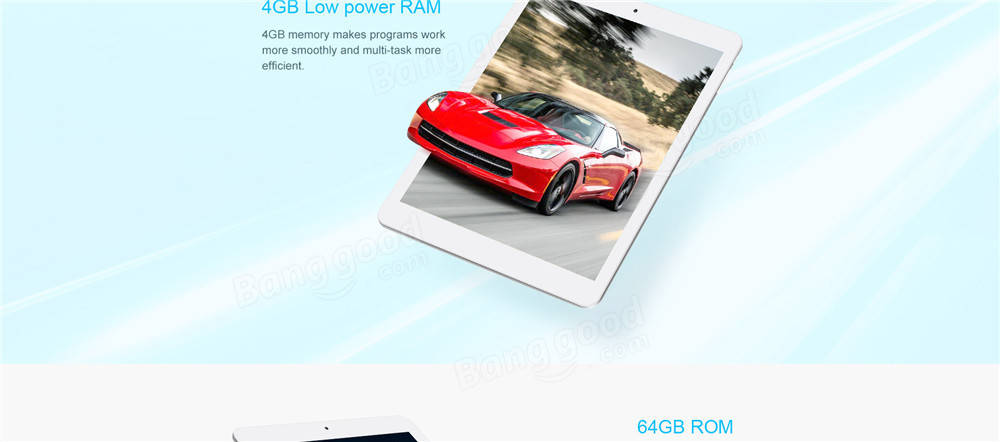 Teclast X98 Plus II Intel Cherry Trail X5 9.7 Inch IPS Dual Boot Tablet