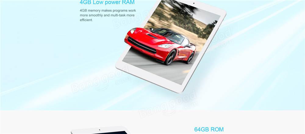 Teclast X98 Plus II Intel Cherry Trail X5 9.7 Inch IPS Dual Boot Tablet