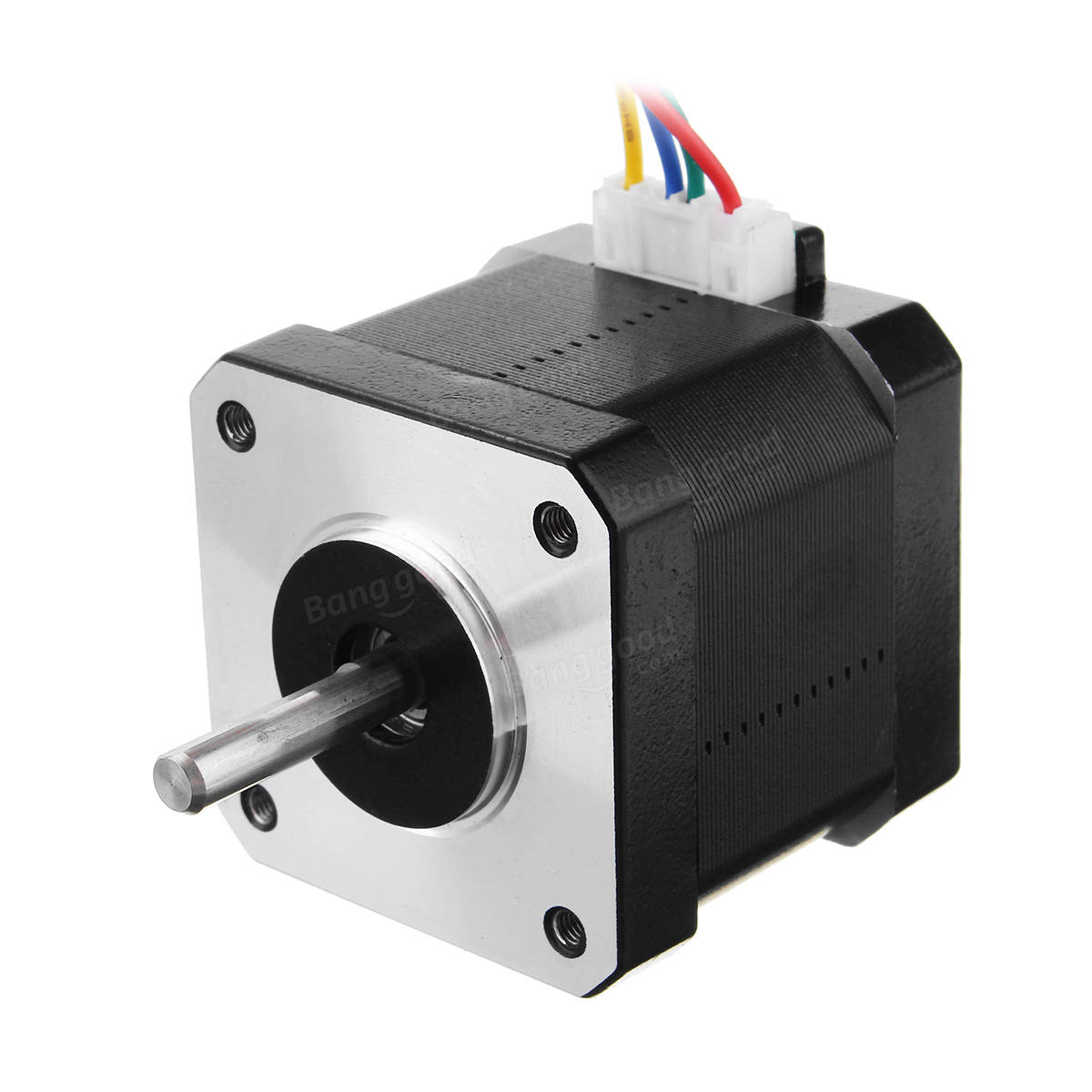 5pcs nema 17 stepper motor 42mm 1a68a for cnc router sale for Nema 17 stepper motors with rotary encoders