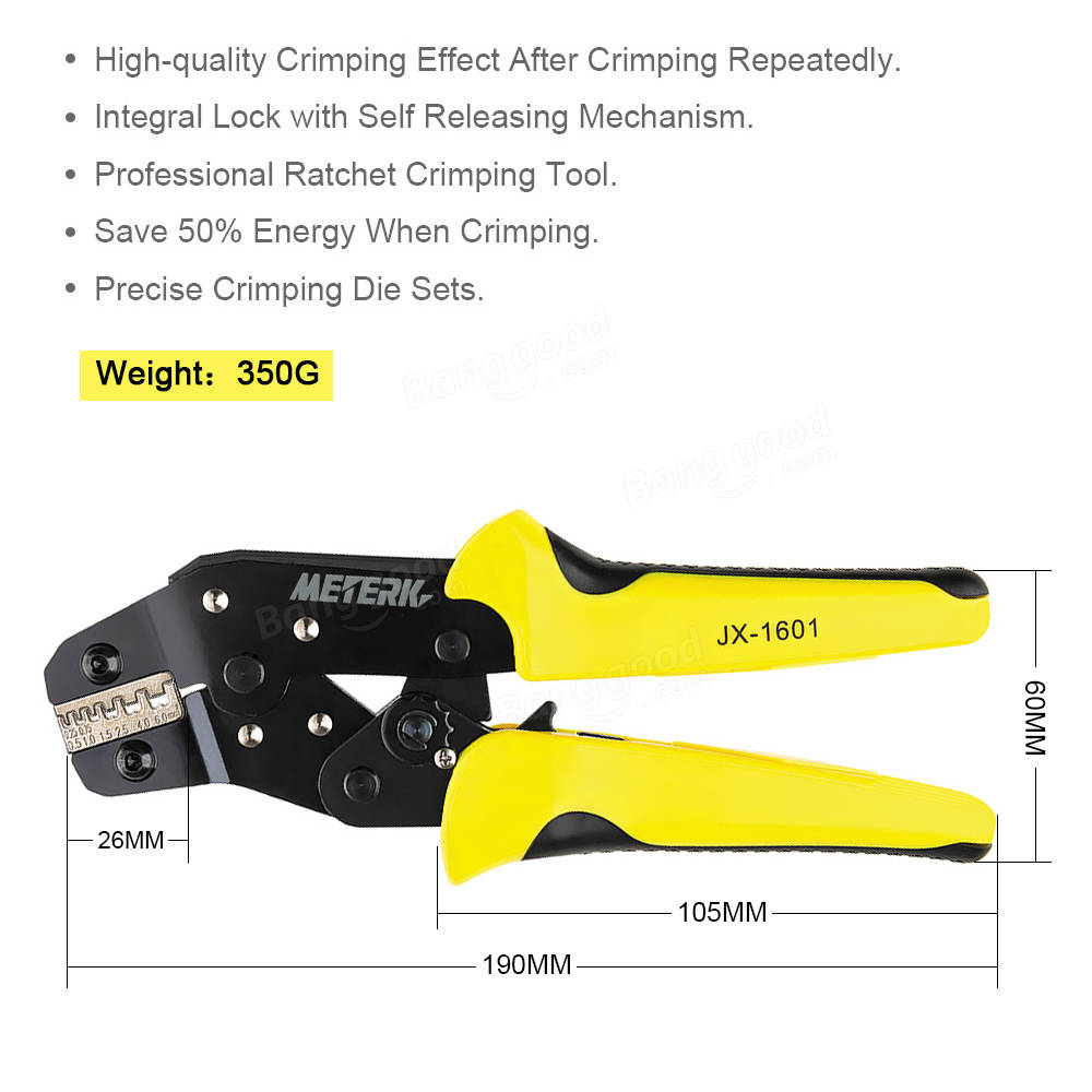 paron jx d4301 multifunctional ratchet crimping tool wire strippers terminals pliers kit sale. Black Bedroom Furniture Sets. Home Design Ideas