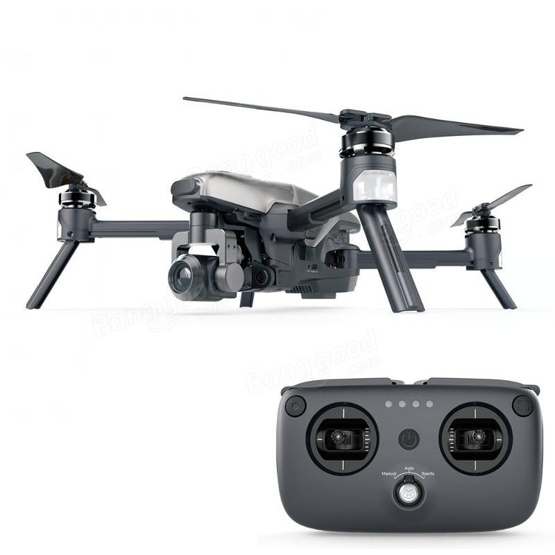 Walkera VITUS 320 5.8G Wifi FPV With 3-Axis 4K Camera Gimbal Obstacle Avoidance AR Games Drone