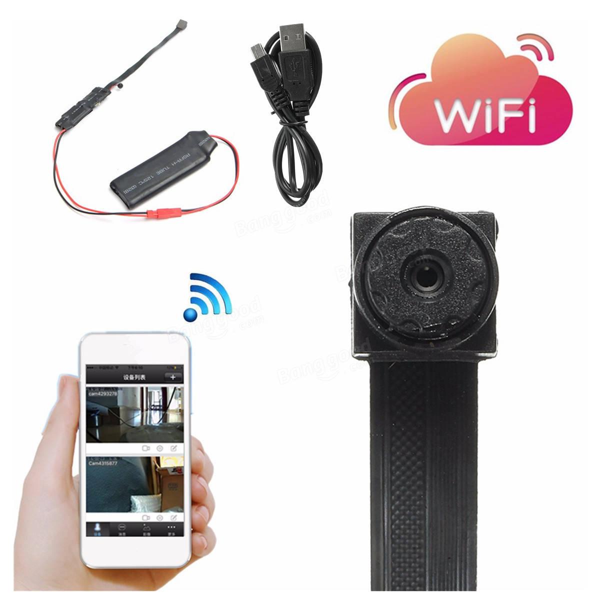 daniu mini wifi module camera cctv ip wireless. Black Bedroom Furniture Sets. Home Design Ideas