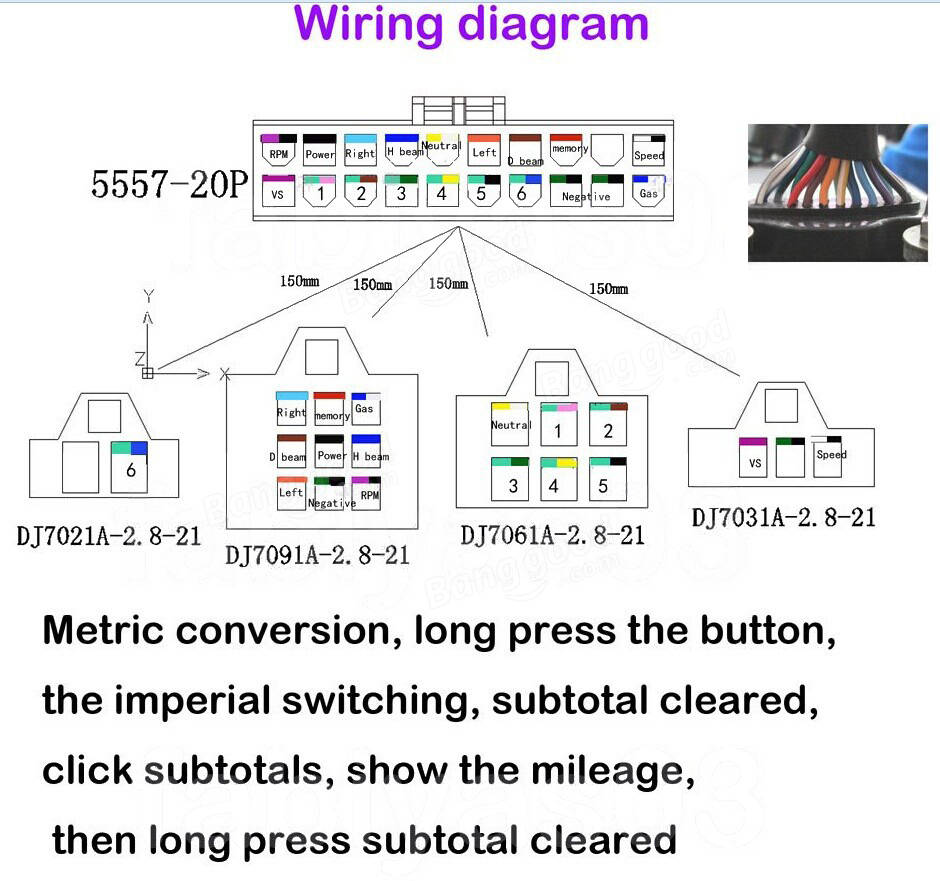 diagram of digital odometer schematics wiring diagrams u2022 rh ssl forum  com 69 VW Wiring Diagram Speedometer Auto Meter Speedometer Wiring Diagram