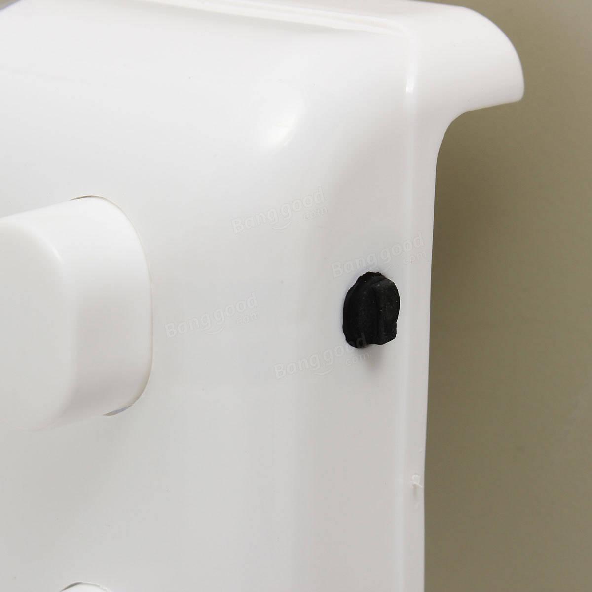 bathroom wall mounted soap dispenser liquid foam lotion shampoo shower gel bottle