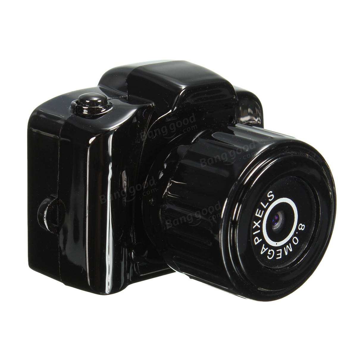 Y3000 Portable 720P 8.0MP Mini Micro Camera Digital Video Recorder ...