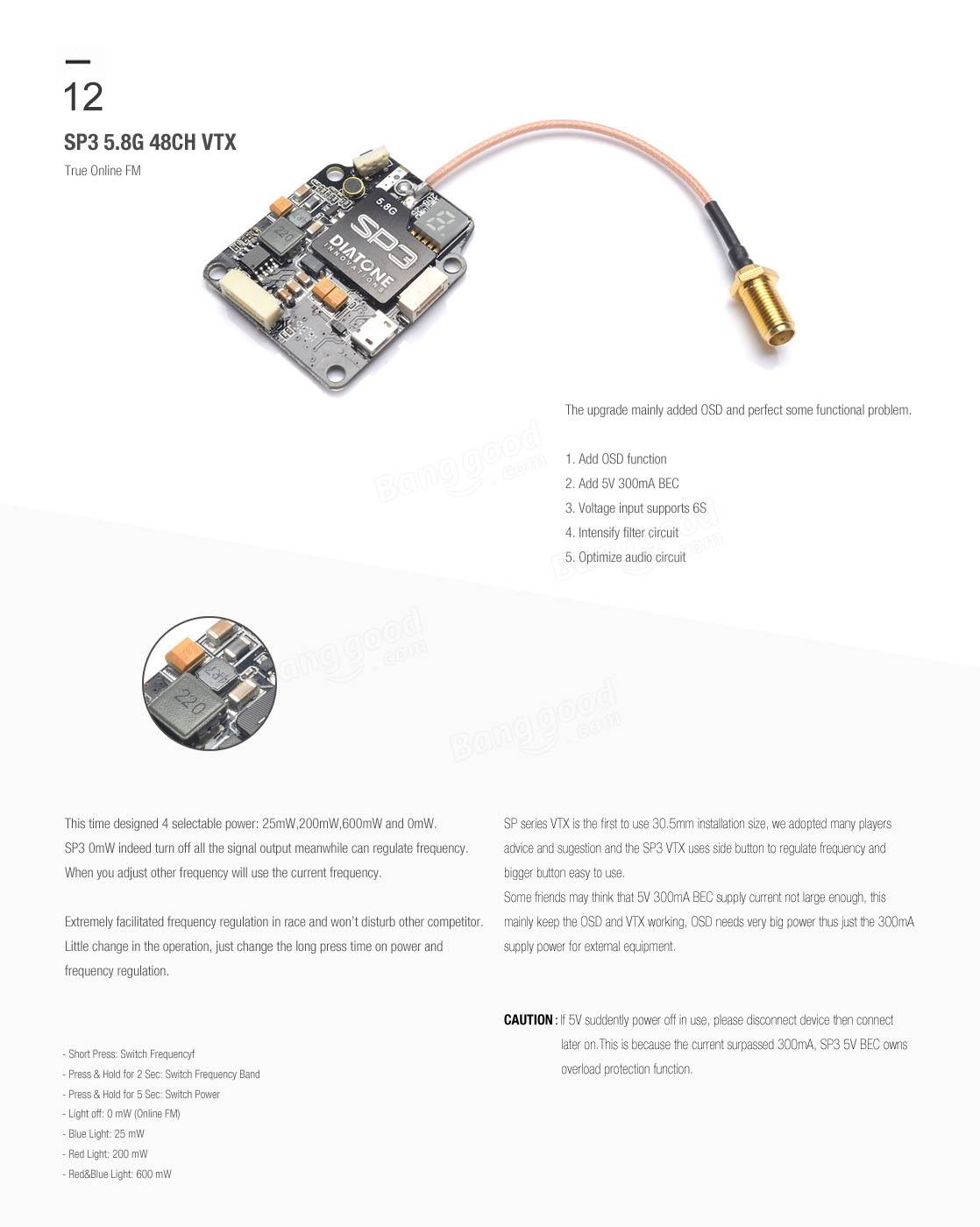 e32ff7ac f83d 431b b212 7bd80a71007e diatone crusader gt2 200 fpv racing drone w f3 sp3 48ch vtx 30a  at fashall.co