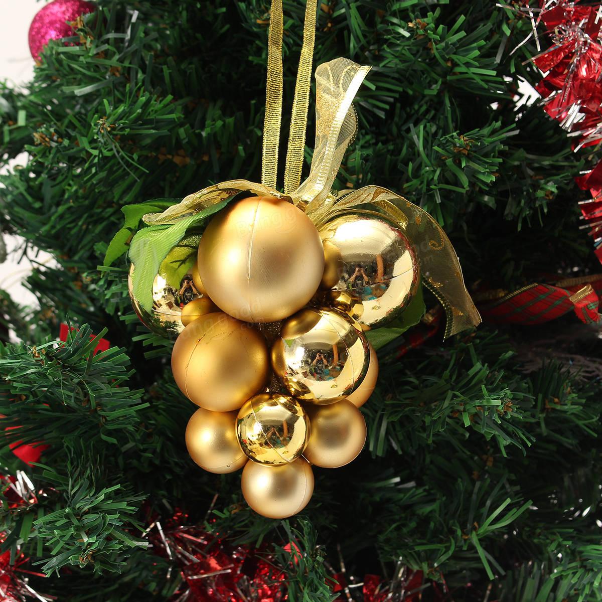 bola de la navidad cuerdas de uva rbol decoracin adornos colgante bola adornos colgantes