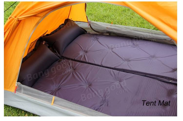 Tent With Air Mattress Amp C Amp Ing Hiking Sleeping Mat Air