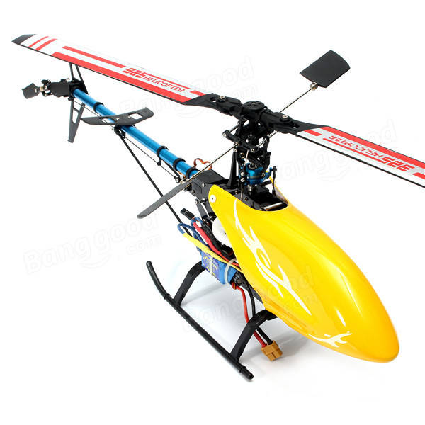 XFX Trex 450 V2 6CH RC Helicopter Super Combo