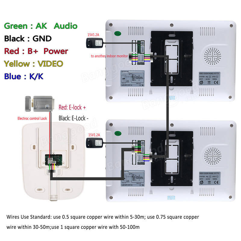 e2c1a307 692b cbb8 5617 5643b6525a62 ennio sy819fa11 7 inch video door phone doorbell intercom kit with elock wiring diagram at crackthecode.co