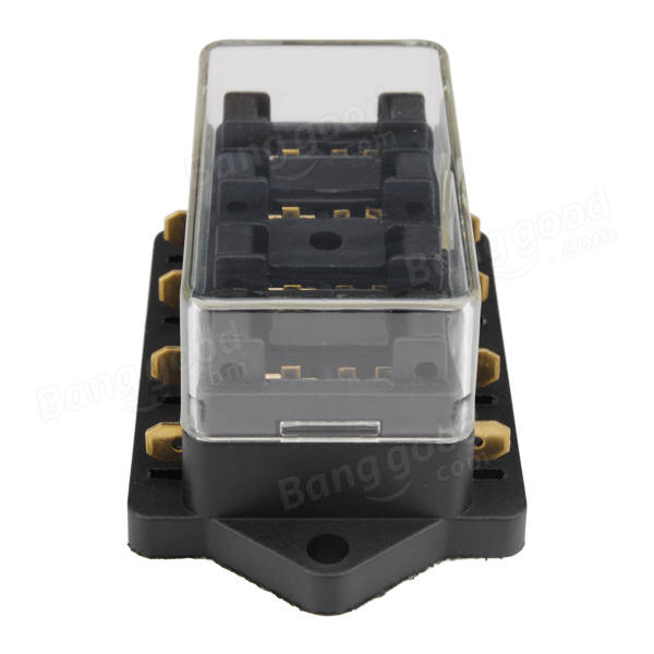fuse box block fuse holder box car vehicle circuit automotive fuse box block fuse holder box car vehicle circuit automotive blade 4 way