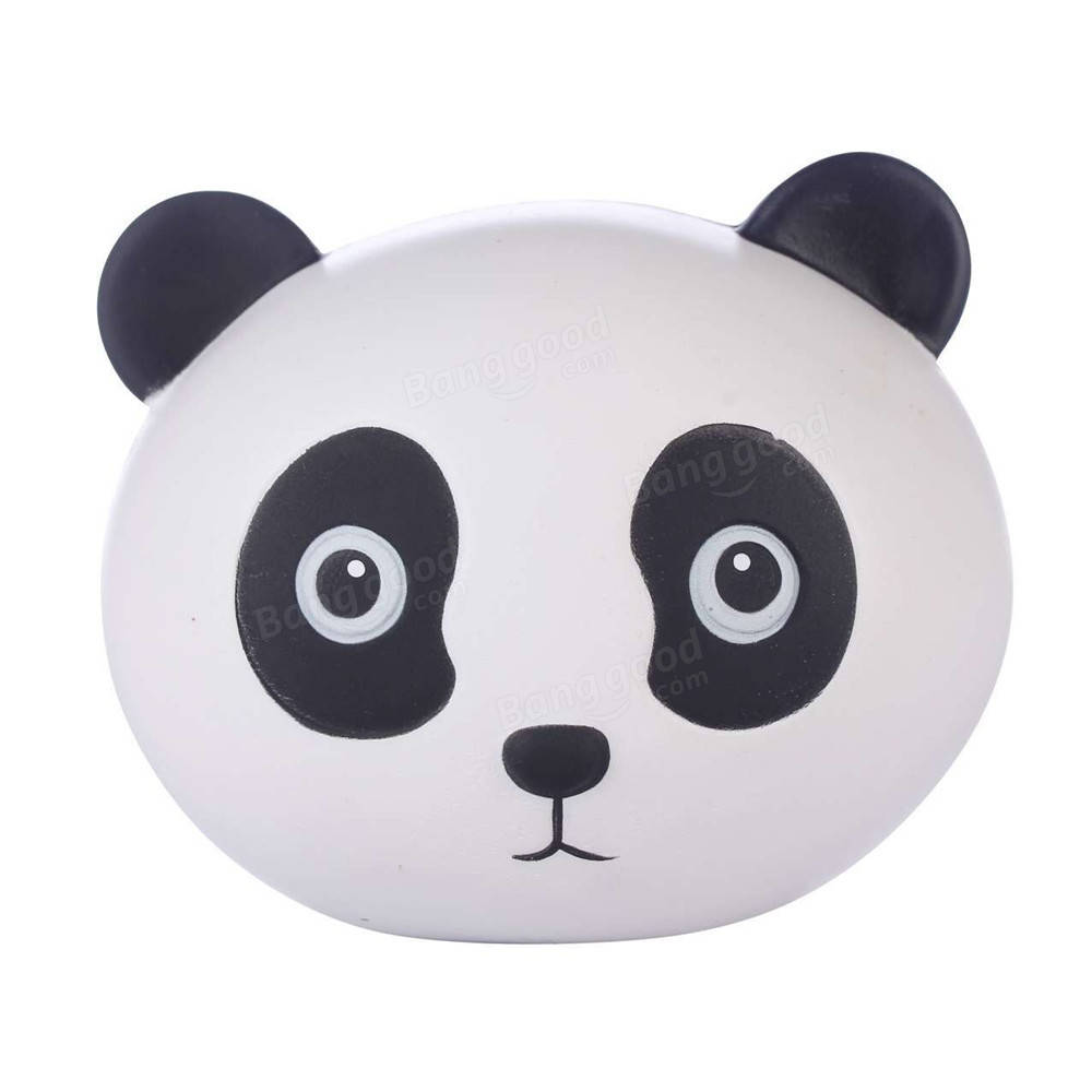 Squishy Face Collection : Vlampo Squishy Panda Head Face Slow Rising Original Packaging Collection Toy Gift Decor Sale ...