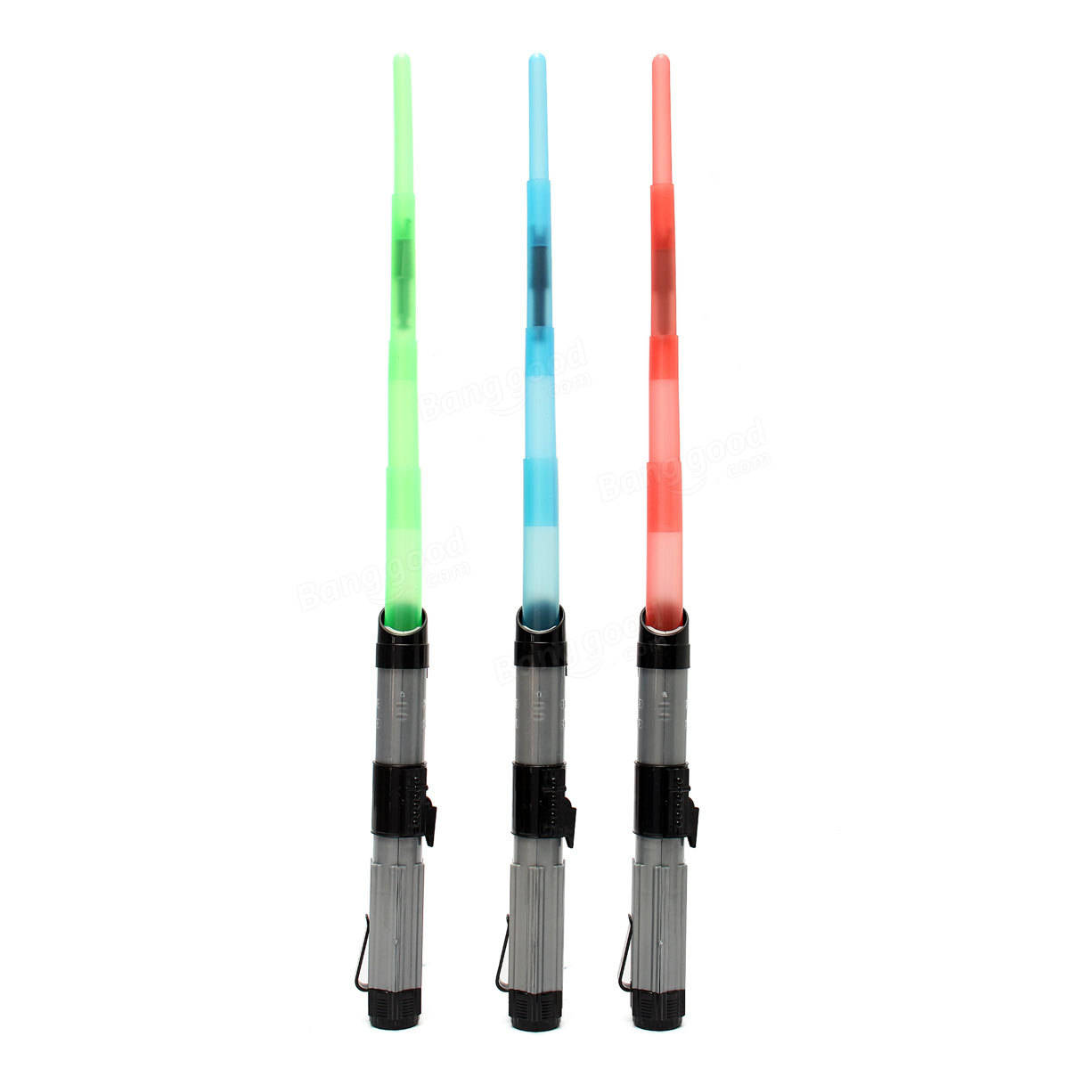 Lightsaber Light Saber Telescopic Sword Light Sound ...