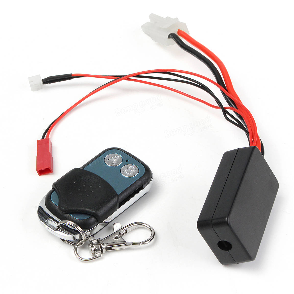 Wireless Winch Controller For Rc Car Crawler Part Remote Control
