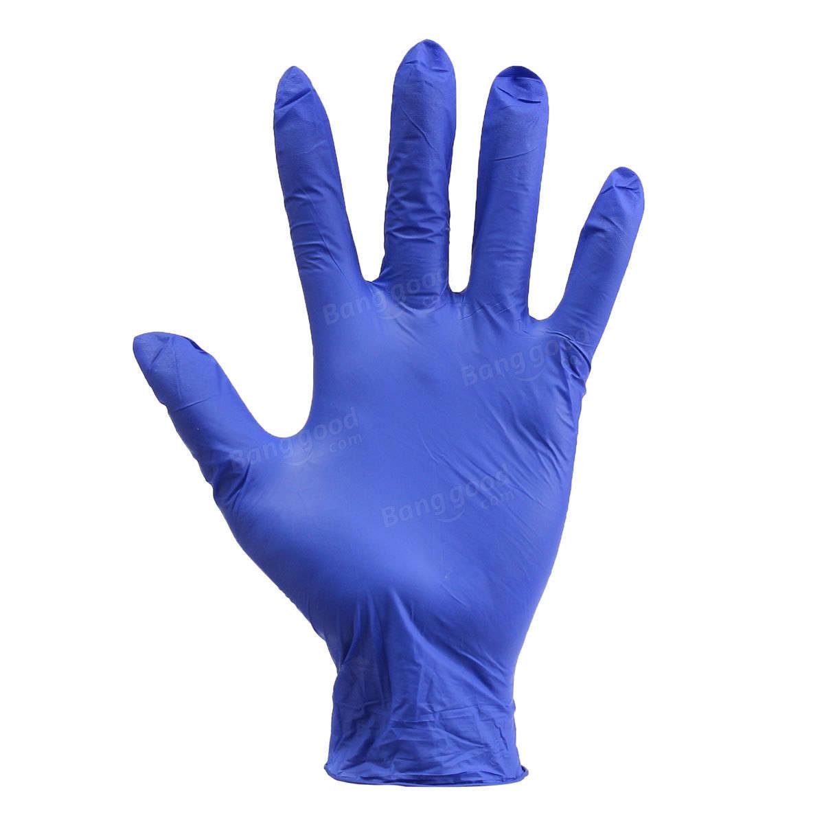 Latex food gloves