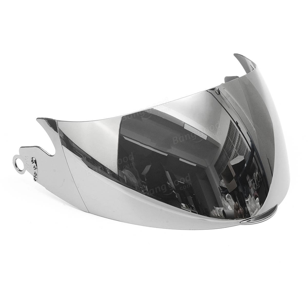 lunette de vis e de casque de moto appropri e pour la vertu 808 argent noir clair vente. Black Bedroom Furniture Sets. Home Design Ideas