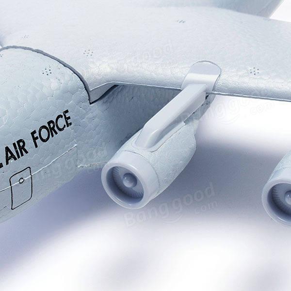 C17 C-17 Transport 373mm Wingspan EPP DIY RC Airplane RTF