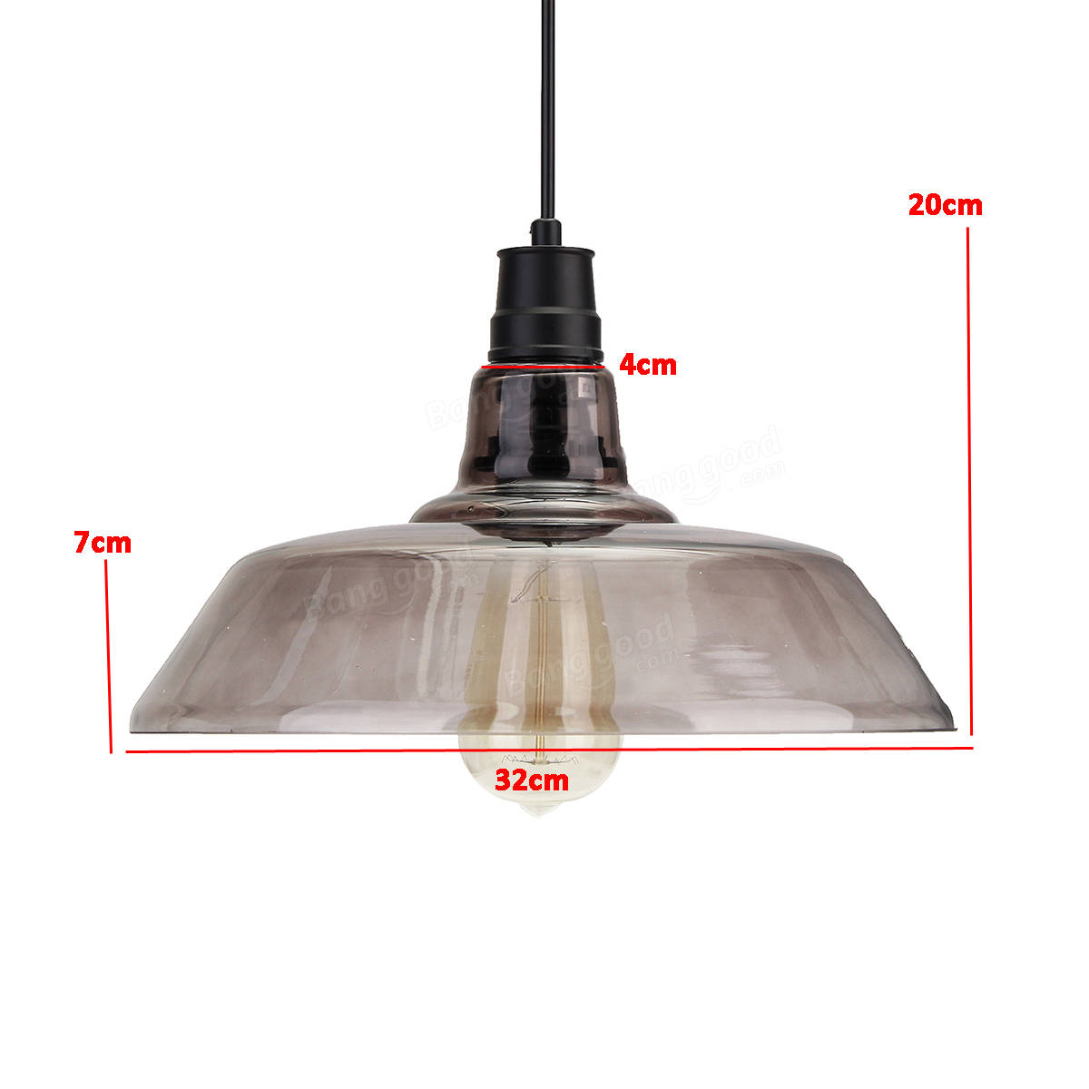 Industrial retro vintage pipe glass edison bulb pendent ceiling industrial retro vintage pipe glass edison bulb pendent ceiling light bar living room lamp mozeypictures Image collections