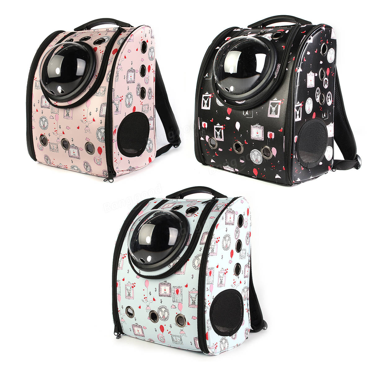 Outdoor Space Capsule Astronauta Cat Dog Carrier Bag Backpack