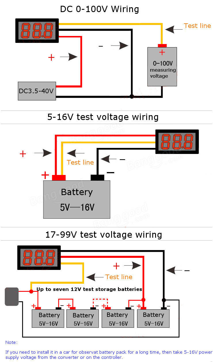 3 wire voltmeter wiring diagram 31 wiring diagram images voltmeter wiring  diagram for motorcycle voltmeter gauge