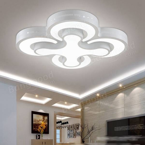 Modern 36W/48W LED Ceiling Light For Living Room Kitchen Bedroom Balcony Part 77