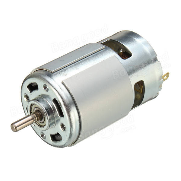 775 motor dc 12v 36v 3500 9000rpm motor large torque high for Very small electric motors