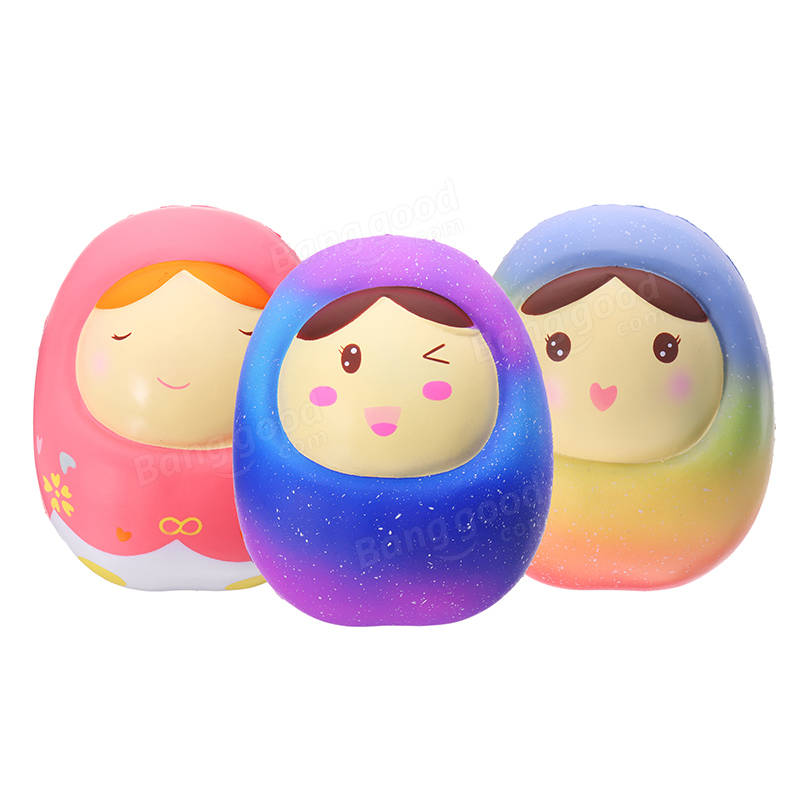 Squishy Licensed Jumbo : Vlampo Squishy Doll Jumbo Tumbler 13cm Licensed Slow Rising Original Packaging Collection Gift ...