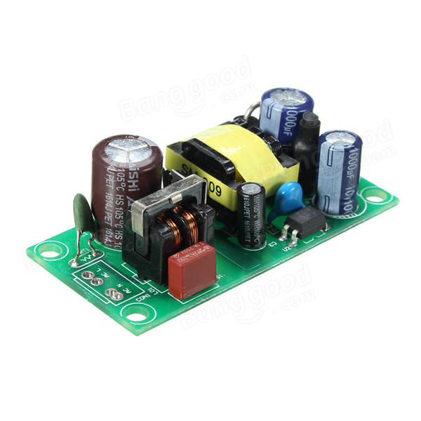 Of Mc33363 6v 2a Isolated Switching Regulator Power Supply Circuit