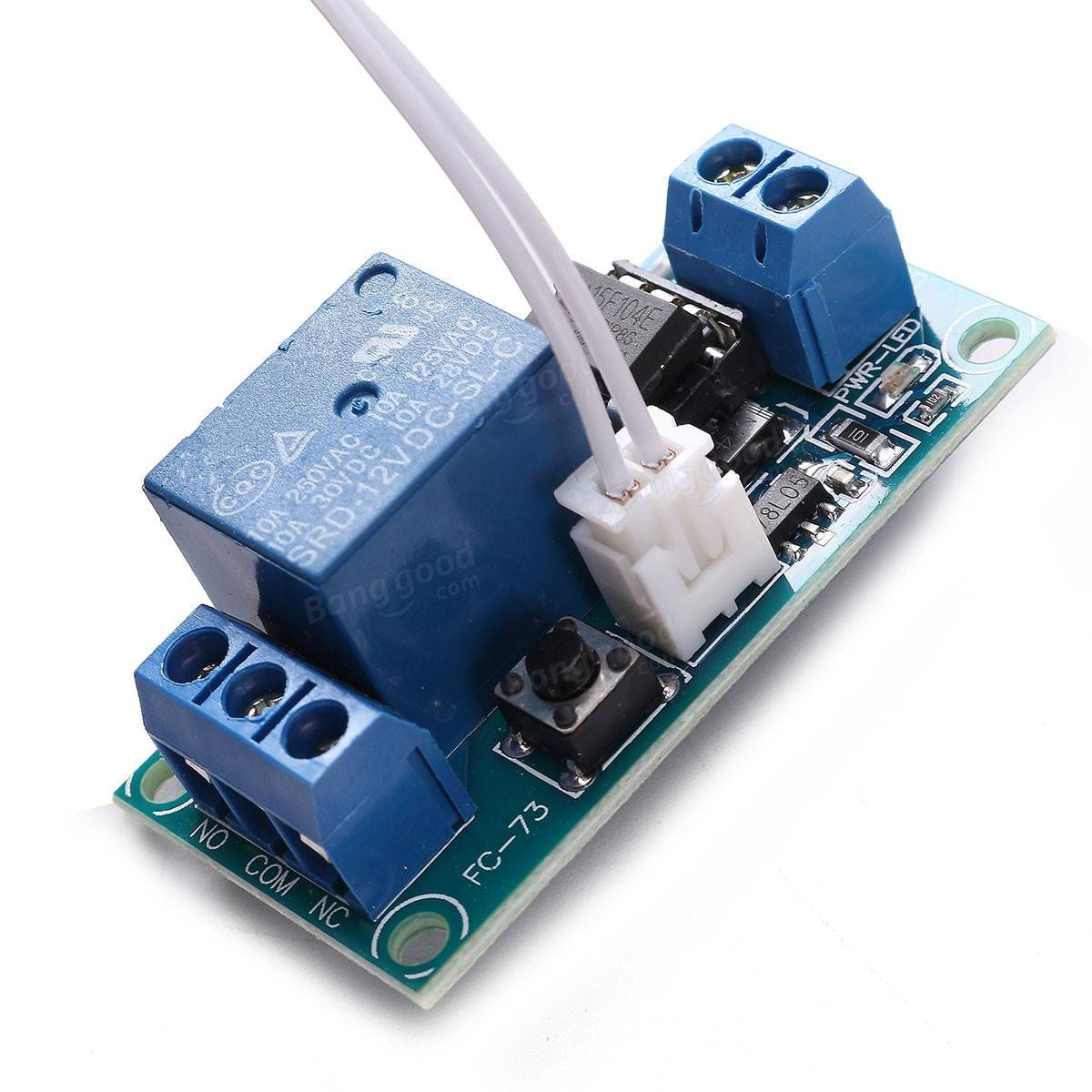 V  Channel Latching Relay Modules Trigger Line Sale Banggood - Two coil latching relay