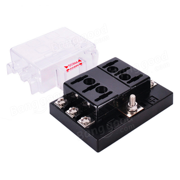 hs kw way dc v circuit car fuse box set boat automotive auto hs 06kw 6 way dc 32v circuit car fuse box set boat automotive auto blade