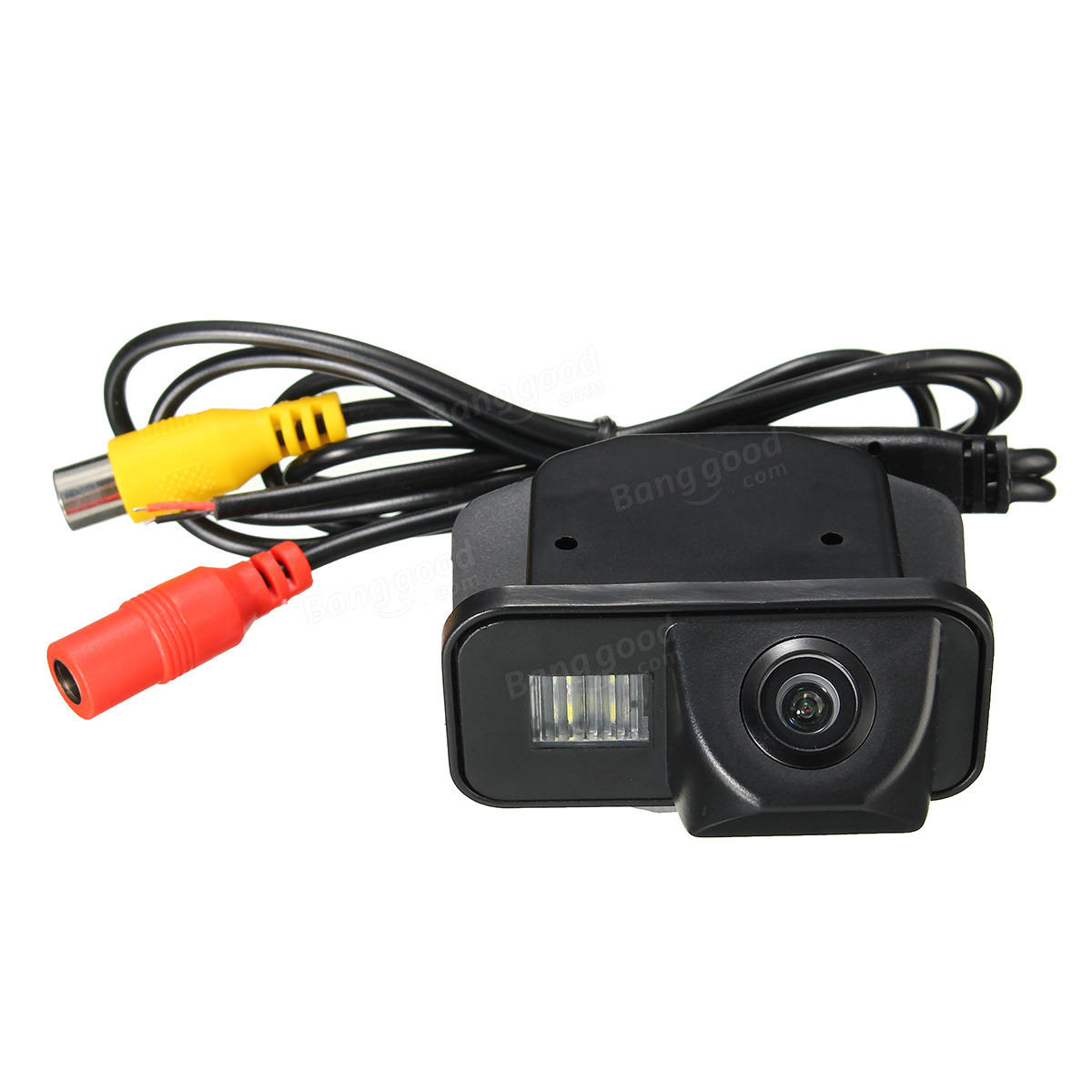 Car reverse rear view backup ccd camera for toyota auris sienna scion parking