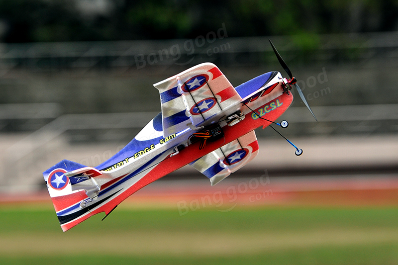 Mini Edge 540T EPP 560mm Wingspan 3D Aerobatic RC Airplane PNP