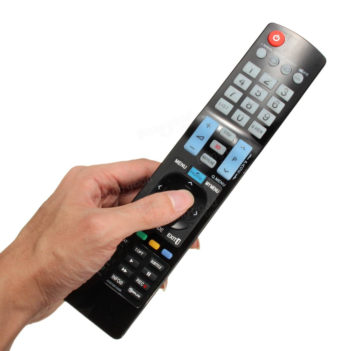 lg 3d tv remote. replacement smart lcd led hdtv tv remote control controller for lg akb73615306 lg 3d tv r