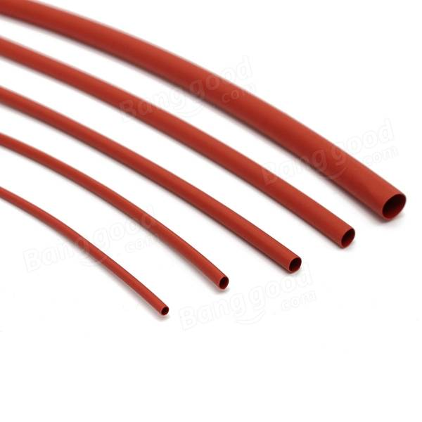 55pcs assortment 21 heat shrink heat shrink tubing tube sleeving wrap wire cable