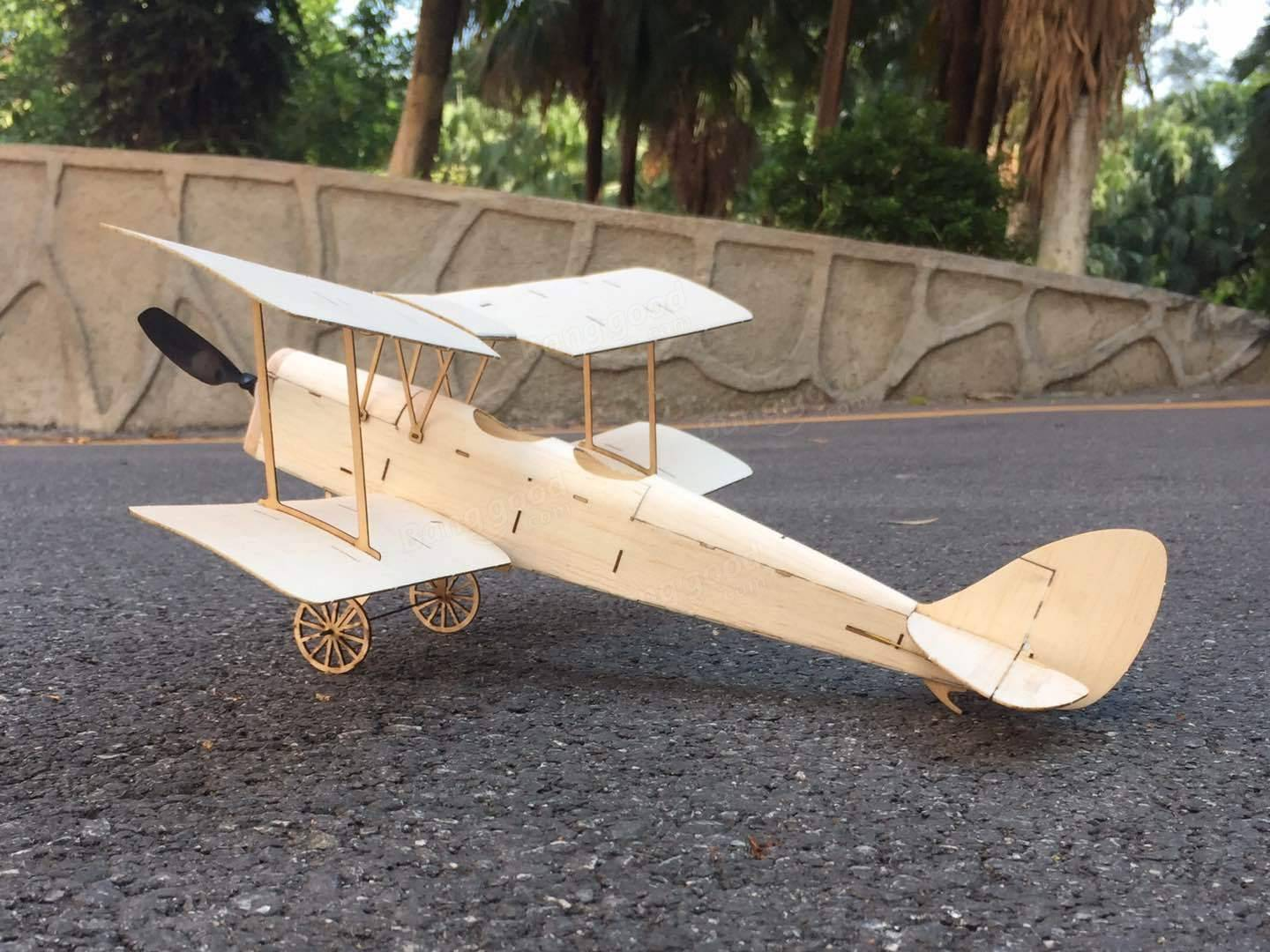 how to build a balsa wood airplane