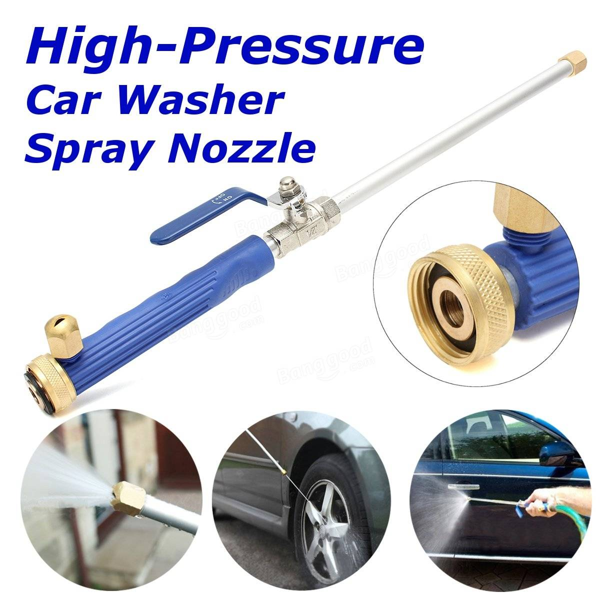 Car Wash Power Nozzle