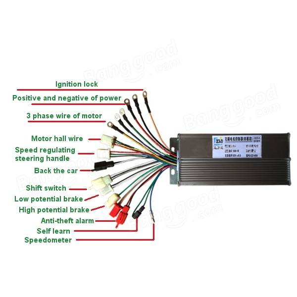 3 phase electric motor wiring diagram html with 36v48v 800w1000w Dual Mode Brushless Motor Controller For Electric Scooter Bike P 1035898 on Horton Fan Wiring Diagram besides Nidec Mototr Wiring Diagram moreover Difference Between Turbocharger And besides 48 To 72v 40a 12 Fet 60172071829 furthermore Wiring Diagram Star Delta On Induction.