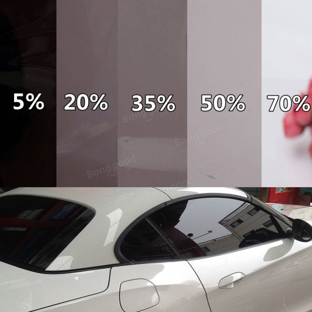3mx76cm Car Auto Home Window Glass Tint Film Tinting Lvt Ultra