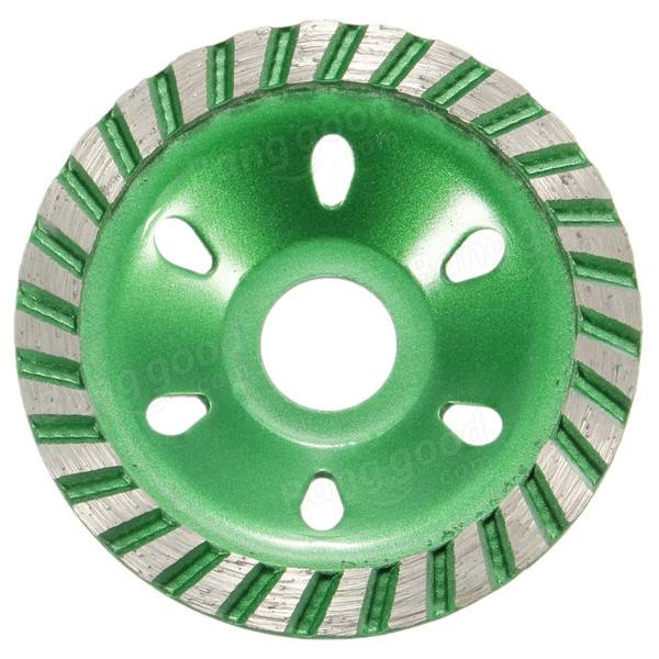 100mm 4 Inch Diamond Grinding Wheel Concrete Cup Wheel