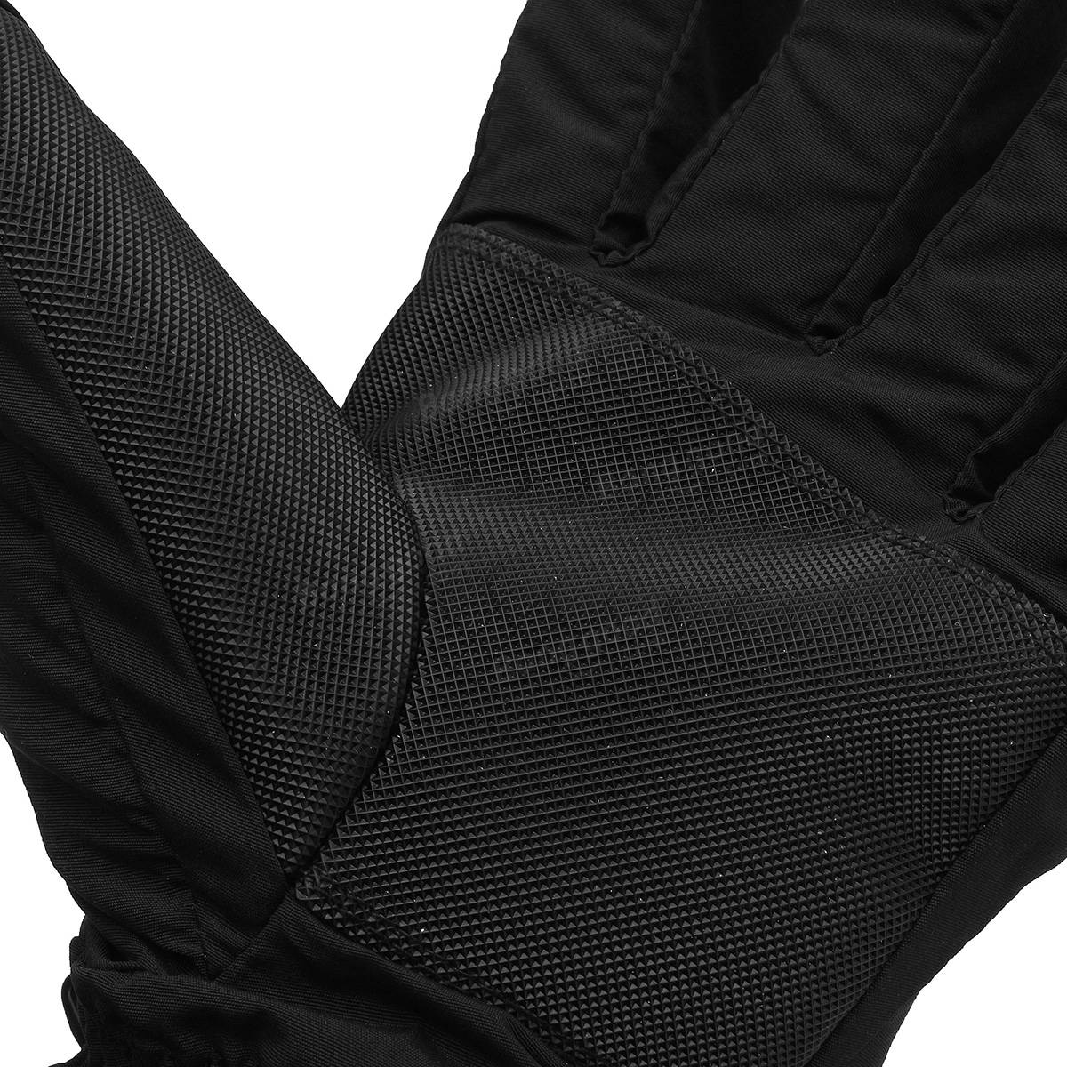 Heated motorcycle gloves new zealand - Heated Gloves Battery Power Motorcycle Hunting Winter Warm Outdoor Black