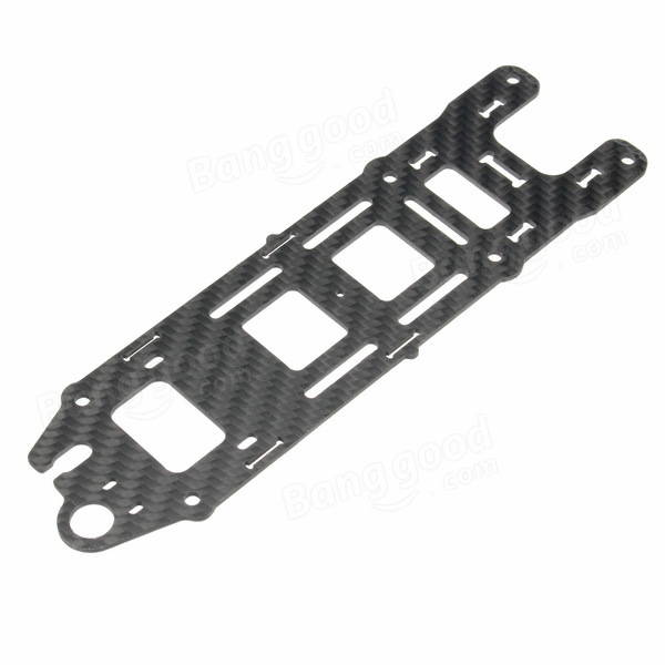 Eachine Wizard X220 Racing Drone Spare Part Upper Plate Top Plate Carbon Fiber
