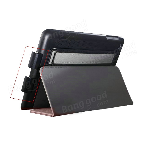 Superior Leather Case With Arm Band And Loud Speaker For ...